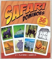 Safari Dominoes