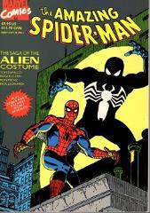 Amazing Spider-Man - The Saga of the Alien Costume