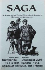 "#83 ""Flodden 1513, Agincourt Revised, Tactics in Medieval Warfare"""