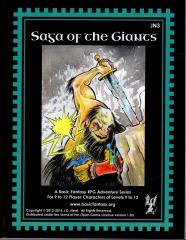 Saga of the Giants
