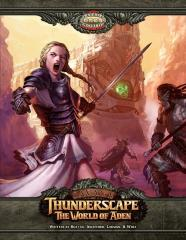 Savage Thunderscape - The World of Aden (Savage Worlds)