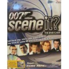 Scene It? - 007 Edition (Super Game Pack)