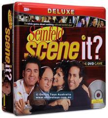 Scene It? - Seinfeld (Deluxe Edition)