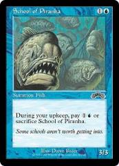 School of Piranha (C)
