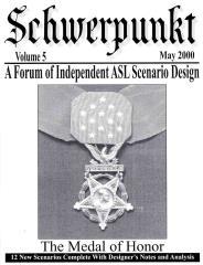 "#5 ""The Medal of Honor, 12 Scenarios"""