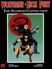 Wolverine/Nick Fury - The Scorpio Connection