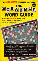 Scrabble Word Guide, The