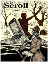 "#10 ""GURPS Illuminati Adventure, Spooky Spirits for Lost Souls"""