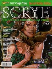 "#5.5 ""Special Holiday Issue, Urza's Saga, Star Wars"""