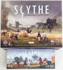 Scythe Collection #1 - Art Connoisseur's Collector's Edition + Expansion & Organizer!