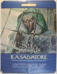 Legend of Drizzt, The #13 - Sea of Swords Promo Poster