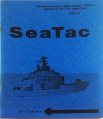 SeaTac - Modern Naval Miniature Rules