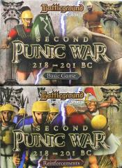 Second Punic War Collection - Basic Deck & Reinfocement Pack