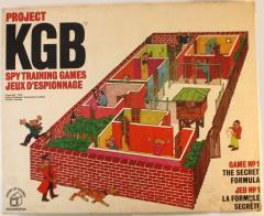 Project KGB - The Secret Formula