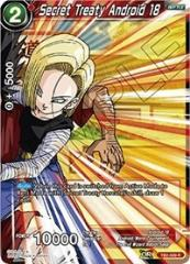 Secret Treaty Android 18