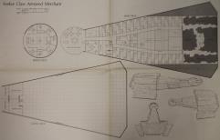 Merchant Class Ships - Seeker Class Armored Merchant/Triad Class Merchant Vessel