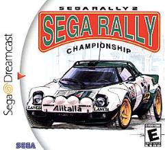 Sega Rally 2 - Championship