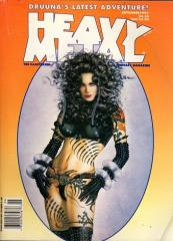 "1995 September ""Lolita, a Very Special Girl, Mandragore, Pedro Pereze, Detective"""