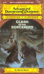 Kingdom of Sorcery #3 - Clash of the Sorcerers