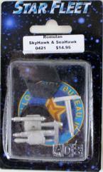 Romulan SkyHawk & SeaHawk