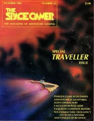 "#32 ""Traveller Special Issue, Alien Characters, Azhanti High Lightning"""