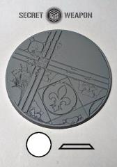 80mm Beveled Edge Base - Silent Halls