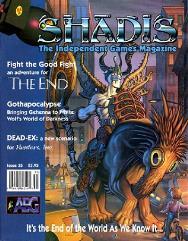 "#36 ""Fight the Good Fight Adventure, Gothapocalypse, Dead-Ex Scenario"""