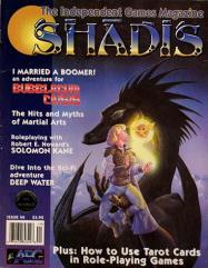 "#40 ""Bubblegum Crisis Adventure, Solomon Kane, Deep Water - Sci-Fi Adventure"""