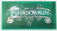 Shadowrun Promo Button
