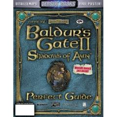 Baldur's Gate II - Shadows of Amn Perfect Guide