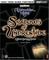 Neverwinter Nights - Shadoes of Undrentide, Official Strategy Guide