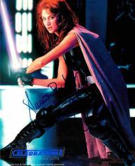 Shannon McRandle as Mara Jade -Autographed Photo