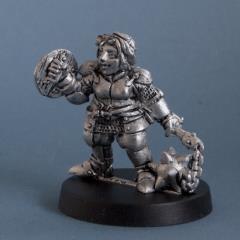 Kell Hammersong - Dwarf Fighter