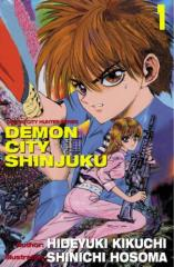 Demon City Shinjuku #1