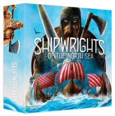 Shipwrights of the North Sea (1st Edition)
