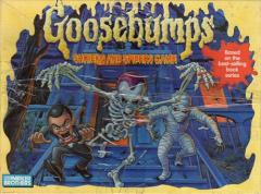 Goosebumps - Shrieks and Spiders Game