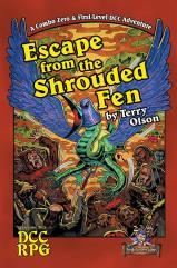 Escape from the Shrouded Fen