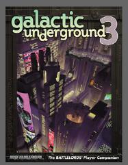 Galactic Underground III