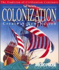 Sid Meier's Colonization - Create a New Nation