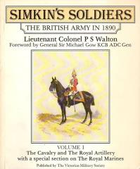 Simkin's Soldiers Vol. 1 - The British Army in 1890