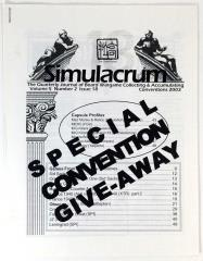 "#18 ""Special Conventions Give-Away, Zulu War, JZ Crazy"""