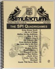 "#20 ""The SPI Quadgames"""