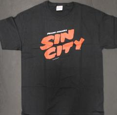 Sin City T-Shirt - Black (L)