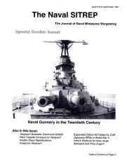 "#12/13 ""Naval Gunnery in the Twentieth Century"""
