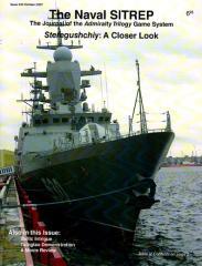 """#33 """"Harpoon Scenario - Baltic Intrigue, CAS Scenario"""""""