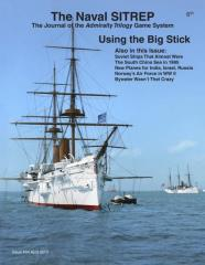 "#44 ""Using the Big Stick, Soviet Ships That Almost Were, Bywater Wasn't That Crazy"""