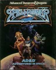 Spelljammer - Adventures in Space