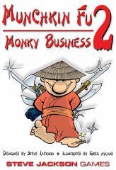 Munchkin Fu 2 - Monky Business
