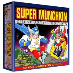Munchkin (Guest Artist Edition, Lar deSouza)