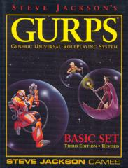 Basic Set (3rd Edition, Revised, 1st Printing)